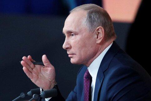 Путин поведал опланах продолжать помощь Сирии взащите суверенитета
