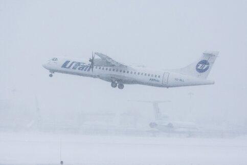 Самолет экстренно возвращается во«Внуково» после 15 мин. полета