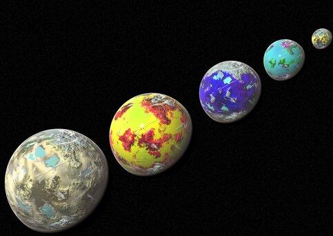 Москвичи смогут наблюдать парад планет внебе намайские праздники