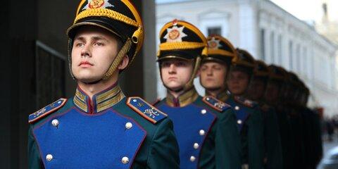 Российских военных переоденут в историческую форму