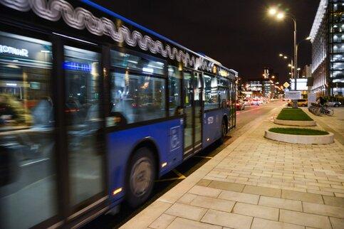 4 автобусных маршрута в столице поменяются 28июля навремя «Ночного забега»