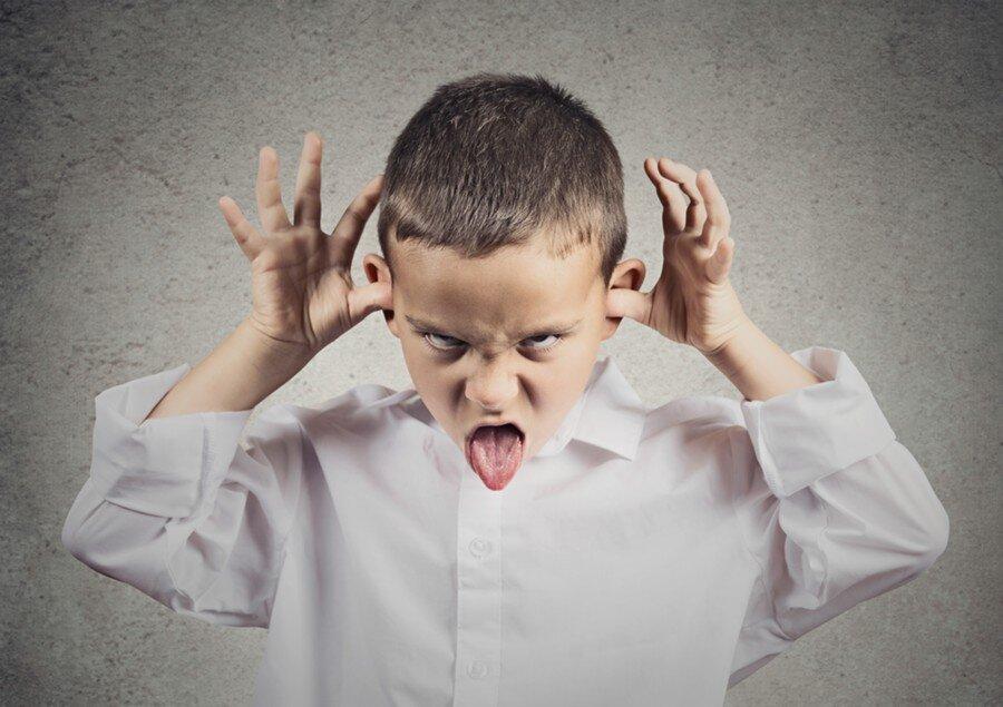 Картинка психующего ребенка