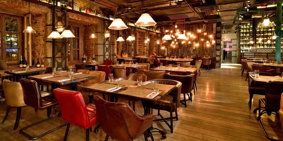 Топ-10 ресторанов для большой компании