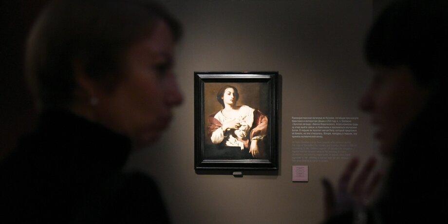 Girls power: в Пушкинском музее впервые показывают Артемизию Джентилески