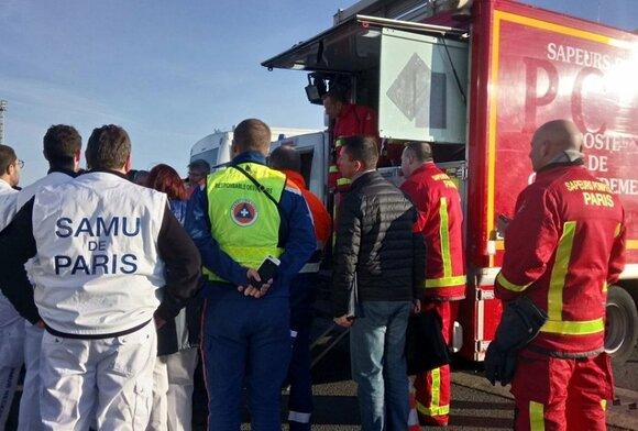 Встолице франции эвакуировали 1600 граждан из-за бомбы времен 2-ой мировой