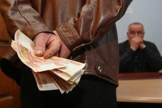 И. о. начальника отдела Пресненского ОМВД задержан завзятку