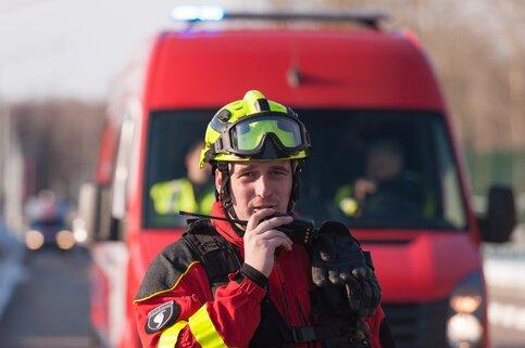 Взрыв телевизора вызвал пожар вмосковской поликлинике