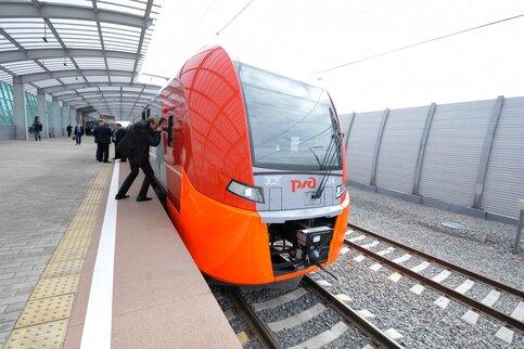 РЖД запускает движение поездов поМосковскому центральному кольцу