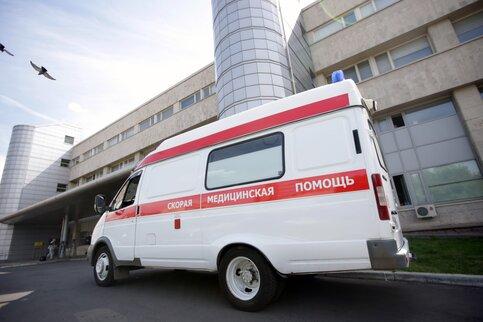 В российской столице ребенок получил ожоги, упав смоста нажелезнодорожные пути