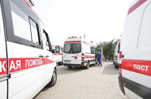 Три человека вынуждены прибегнуть кпомощи медиков после поножовщины наюго-западе столицы