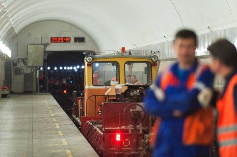 Станцию метро «Ржевская» построят в 2019-ом году