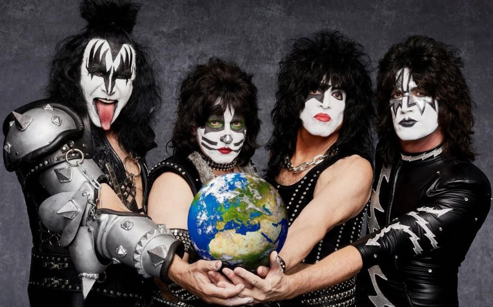 an overview of a tour by kiss an american band With peter criss, ace frehley, gene simmons, paul stanley kiss, a rock band made up of superheroes kiss meets the phantom of the park pg.