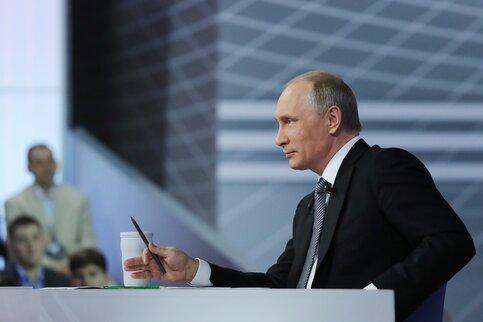 Путин возглавил рейтинг Forbes самых влиятельных людей мира
