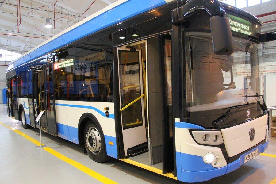 Где находится 17 автобуса