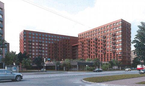 Коммерческий центр вТеплом Стане построят получшему проекту года