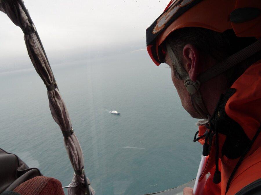 МинобороныРФ наращивает силы исредства врайоне крушения Ту-154