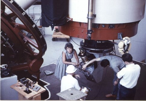 ВСША скончалась изучавшая темную материю астроном Вера Рубин