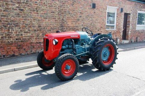 Lamborghini выпустили в реализацию трактор за32 тысячи долларов