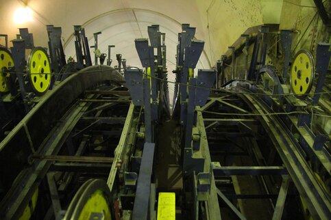 Ремонт эскалаторов проведут в2015 году настанции метро «Смоленская»