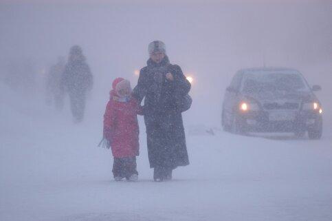 МЧС объявило экстренное предупреждение в российской столице из-за ухудшения погоды