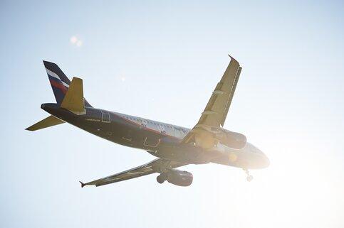 Летевший из столицы вСочи самолёт совершил вынужденную посадку