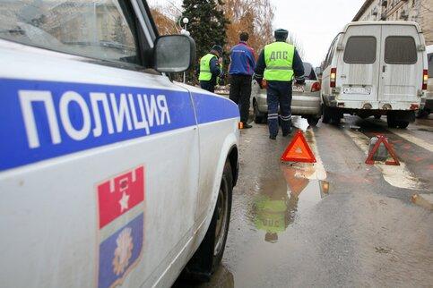 Крупная авария наюге столицы заблокировала движение транспорта