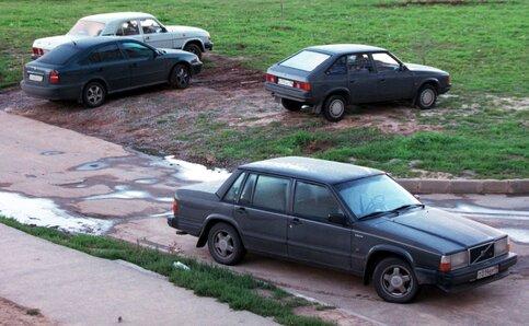 КомитетГД поддержал проект оштрафах запроезд авто погазонам