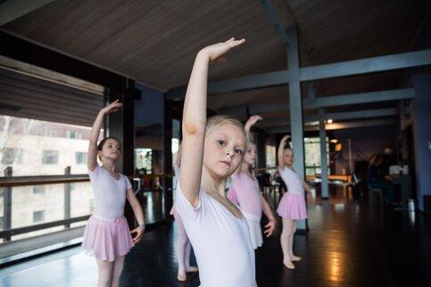 Две школы сзалами хореографии игимнастики откроют вСЗАО летом