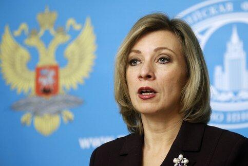 Захарова прокомментировала захват Айболитом власти