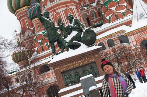 Сколько турист гуляет по российской столице итратит денежных средств