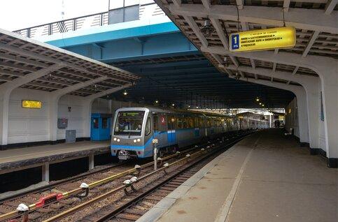 Ввыходные в столице закроют вестибюли нескольких станций метро