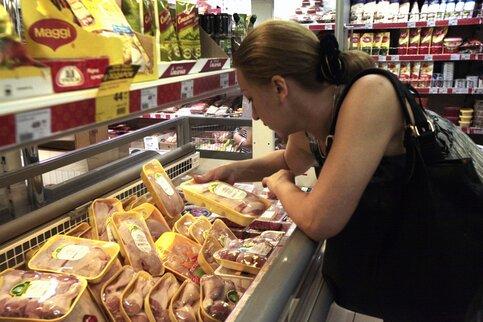 Доля импортных продуктов в РФ стала рекордно низкой