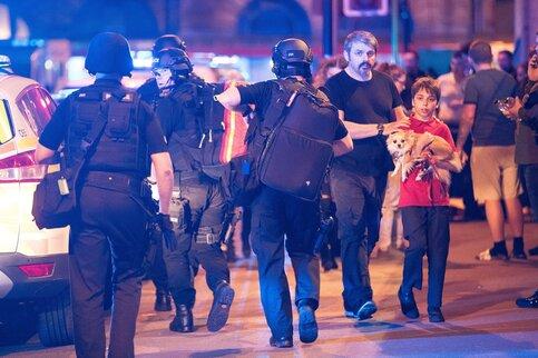 Британская милиция задержала еще одного подозреваемого поделу отеракте