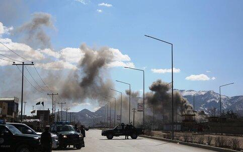 Около мечети вКабуле произошел взрыв: есть жертвы