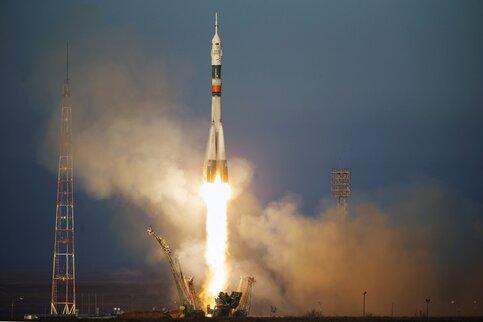 Скосмодрома Байконур будут запущены 12 космических аппаратов