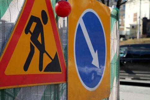 Дмитровское иБоровское шоссе столицы перекрыли из-за возведения метро