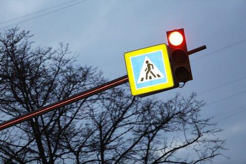 Тестируемые встолице умные светофоры сократили пробки на30%