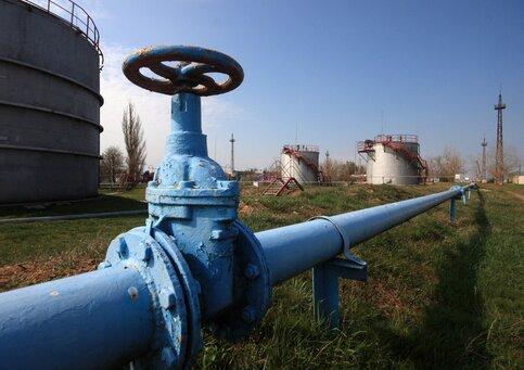 НАК: ВКрыму была разрушена  линия газопровода